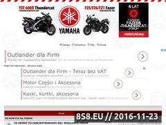 Miniaturka domeny www.motocykl.org