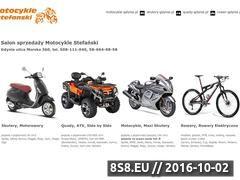 Miniaturka domeny motocykle-gdynia.pl