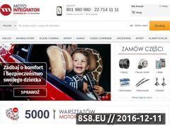 Miniaturka domeny www.motointegrator.pl