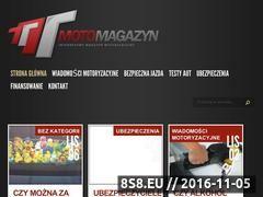 Miniaturka domeny motomagazine.pl