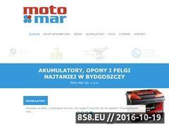 Miniaturka domeny www.motomar.net