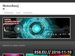 Miniaturka domeny motookazja.pl