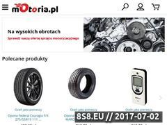 Miniaturka domeny motoria.pl