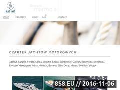 Miniaturka domeny motorowe.blue-sails.com