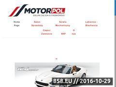 Miniaturka domeny motorpol.legnica.pl