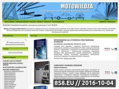 Miniaturka domeny www.motowiedza.pl