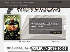 Miniaturka Recenzje książek z każdej półki (moznaprzeczytac.pl)