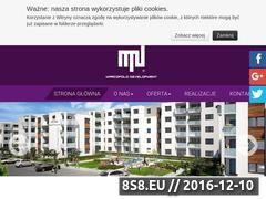 Miniaturka domeny www.mpd.net.pl