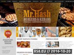 Miniaturka Producent mięsa kebab zaopatrujący lokale (mrhash.pl)