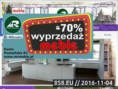 Miniaturka domeny mrmeble.pl