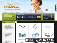 Miniaturka domeny mroptic.pl