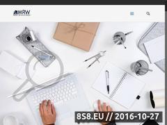 Miniaturka mrw.org.pl (Market Research World - badania rynku)
