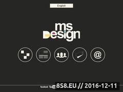 Miniaturka domeny ms-design.pl