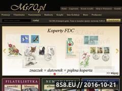 Miniaturka ms70.pl (Akcesoria dla kolekcjonerów)
