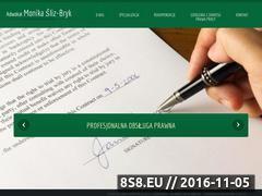 Miniaturka domeny msb-adwokat.pl