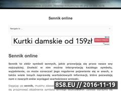 Miniaturka domeny www.msennik.pl