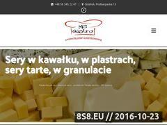 Miniaturka domeny msgastro.pl