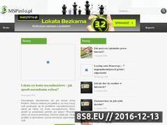 Miniaturka domeny mspinfo.pl