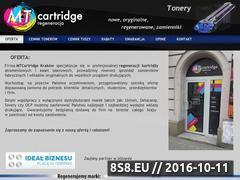 Miniaturka domeny mtcartridge.pl