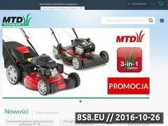 Miniaturka domeny mtdsklep.pl
