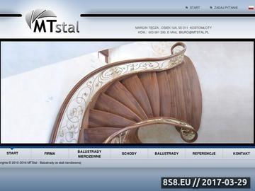 Zrzut strony Balustrady Ze Stali Nierdzewnej, Balustrady Kute - Balustrady Wrocław