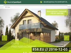Miniaturka domeny www.multicomfort.pl