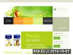 Miniaturka domeny www.multidieta.pl