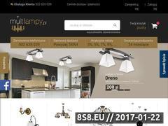 Miniaturka domeny www.multilampy.pl