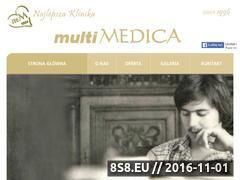 Miniaturka domeny multimedica.pl