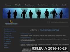 Miniaturka domeny multisolgroup.pl