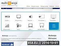 Miniaturka domeny www.multiwizja.eu