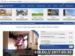Miniaturka domeny www.multum.nieruchomosci.pl