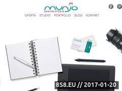 Miniaturka domeny www.munjodesign.pl