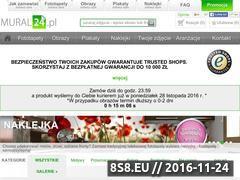 Miniaturka domeny mural24.pl