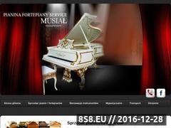 Miniaturka domeny musial.com.pl