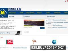 Miniaturka domeny muster.com.pl