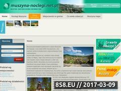 Miniaturka domeny www.muszyna-noclegi.net.pl