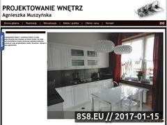 Miniaturka domeny www.muszynska.pl