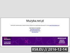 Miniaturka domeny www.muzyka.net.pl