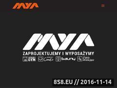 Miniaturka domeny mya.pl