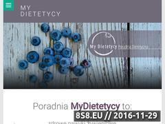 Miniaturka Dietetyk Warszawa (mydietetycy.pl)