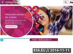Miniaturka domeny www.mydziewczyny.pl