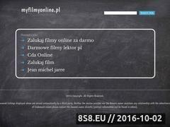 Miniaturka domeny www.myfilmyonline.pl