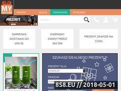 Miniaturka domeny mygiftdna.pl