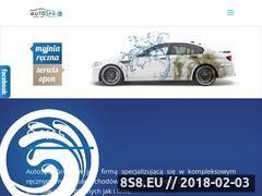 Miniaturka myjnia-grochow.pl (Kompleksowe mycie samochodów)