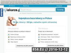 Miniaturka domeny mylekarze.pl