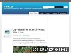 Miniaturka domeny mymo.pl
