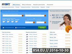 Miniaturka domeny www.mysky.pl