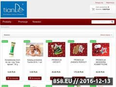 Miniaturka Centrum Dystrybucji Kosmetyków Naturalnych (www.mytiande.pl)