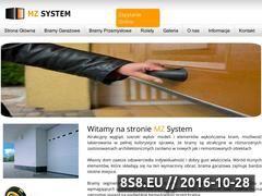 Miniaturka domeny www.mzsystem.pl